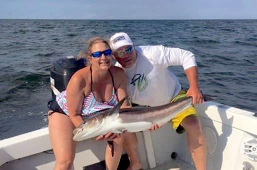 Record-Setting Cobia