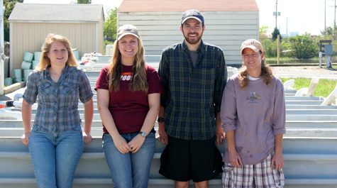 2013 OAT Interns