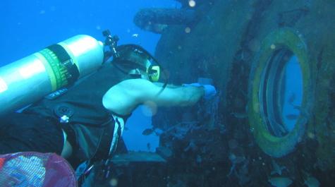 inside aquarius spacecraft - photo #3