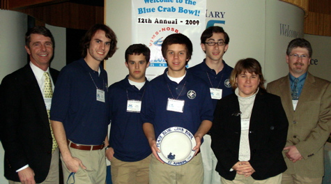 Third Place Winners 2009 Blue Crab Bowl