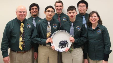 1st Place: Bishop Sullivan Catholic HS – Team A