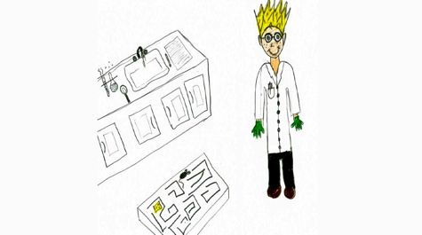 Draw a Scientist