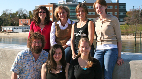 2010 Research Team