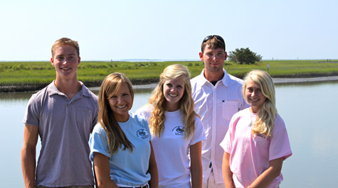 Summer Interns 2013