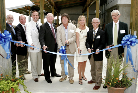 ESSL Ribbon Cutting