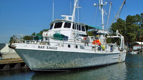 The RV Bay Eagle