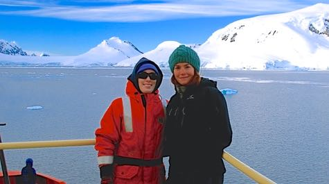 Antarctic Pair