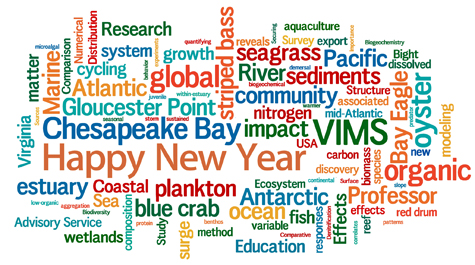 VIMS Top 12 Stories from 2013 | Virginia Institute of Marine Science