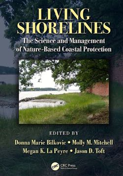 The living shorelines book is published by CRC Press.