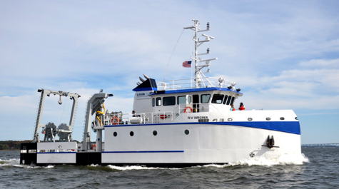 Vims Welcomes New Research Vessel Virginia Institute Of