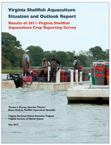 The 2011 Shellfish Aquaculture Report. Click to download pdf.