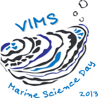 Gregg's design will be displayed on the Marine Science Day T-shirts, advertisements, and publications.