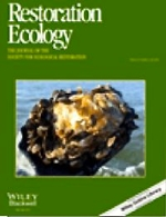 The study is the cover story in <em>Restoration Ecology<em>.