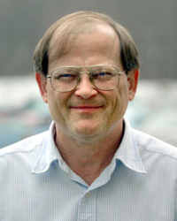 NASA climate scientist Bruce Wielicki.
