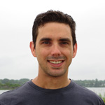 New Assistant Professor Chris Hein of William & Mary's Virginia Institute of Marine Science.