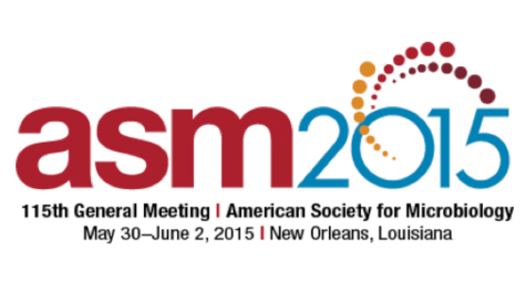 The 2015 General Meeting of the American Society for Microbiology was held in New Orleans